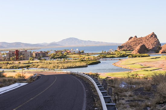 Hotel Santa Fe: Loreto Village with Golf Course