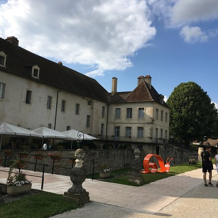 Château de Gilly Photo
