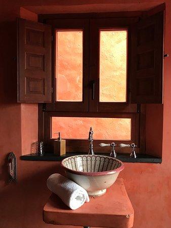 Hotel la Boheme: casa de banho