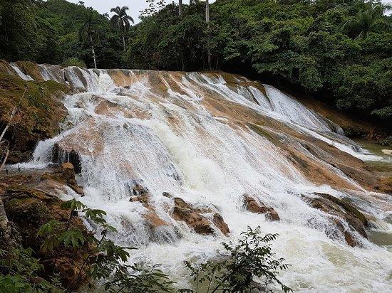 El Nicho Waterfalls: El Nicho