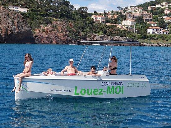 Bateau Sans Permis - Solar Boat