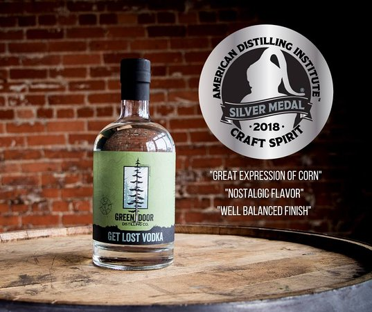 ‪Green Door Distilling Company‬