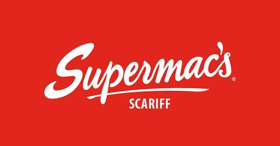 Scarriff, Ireland: Supermac's