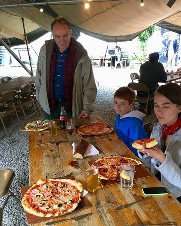 Pizzatipi: Father's day treat! 2018