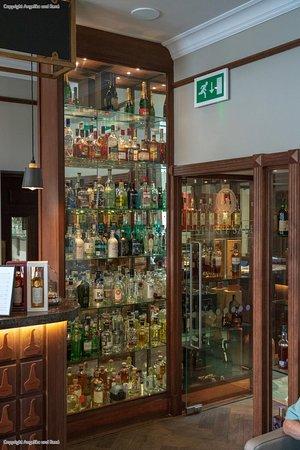 Rothes, UK: Bar