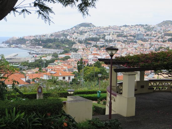 Tukxi Madeira: One of the views along the route