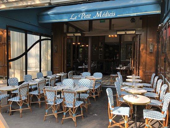 Le Petit Medicis Paris 6th Arr Luxembourg Menu Prices Restaurant Reviews Reservations Tripadvisor