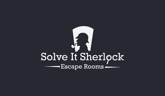 Solve It Sherlock Escape Room