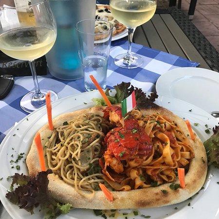 Muenzenberg, Germany: Ristaurante Tre Stelle Da Toni