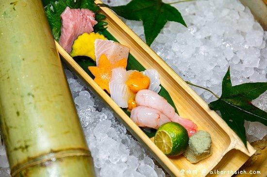 Hibiki Sushi: 綜合生魚片