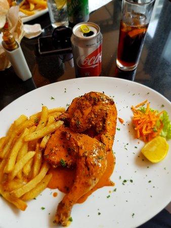 Peri Peri Chicken Picture Of Calistos Johannesburg Tripadvisor