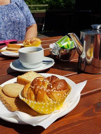 Kaffestugan Grannaberget: fika