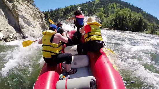 Leavenworth, WA: Whitewater rafting view