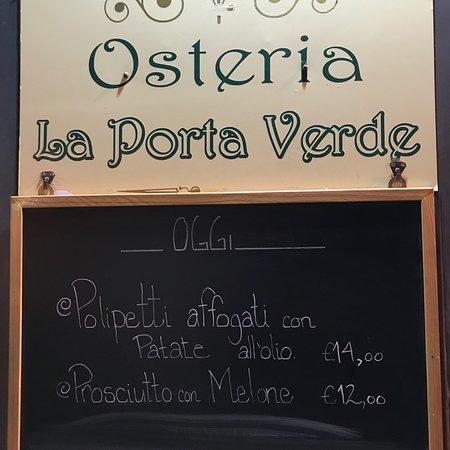 Foto de La Porta Verde
