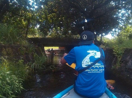 Flumin' Kohala: Tour guide