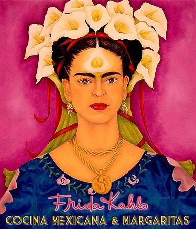 Frida Kahlo Cocina Mexicana & Margaritas: Una de las fotos que más nos gusta de Frida..
