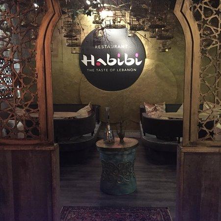 Habibi Libanees Restaurant, Enschede ...