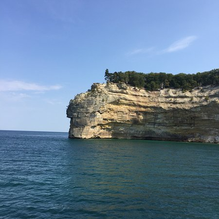 Bilde fra Pictured Rocks Cruises