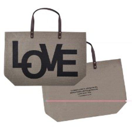 JNJ Craftworks: Canvas bag