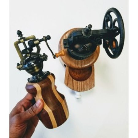 JNJ Craftworks: Handcrafted peppermill