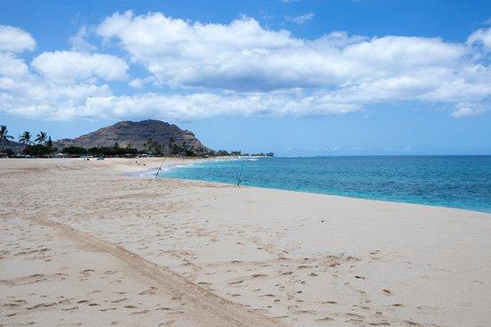 Aki's Beach