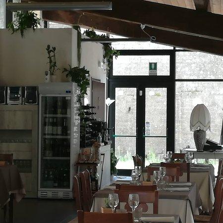 Farnese, Italy: Ristorante