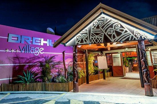 HOTEL Drehu Village.