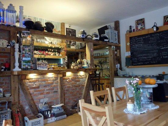 Myczkowce, Polônia: bar