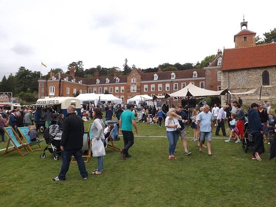 Stonor Park & Gardens: Food Festival
