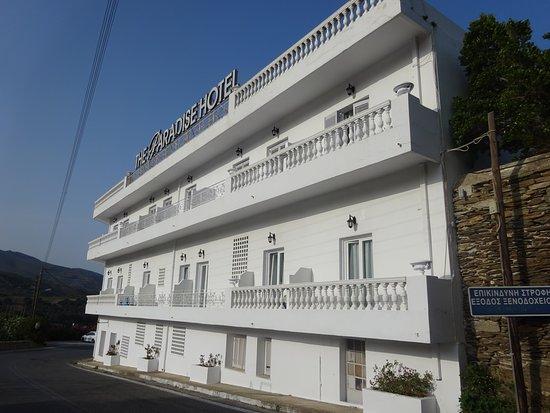 Paradise Art Hotel: Paradise άποψη 2