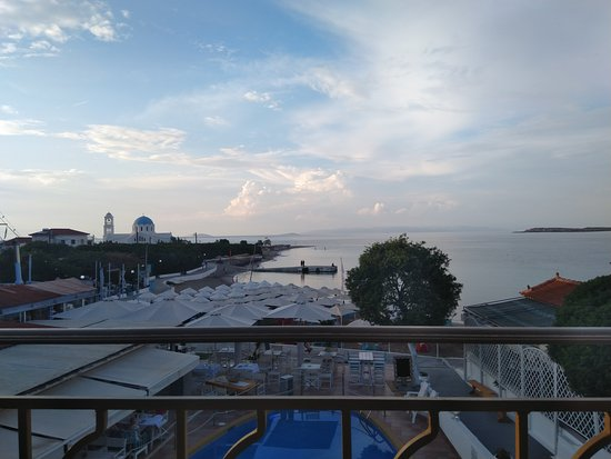 Oasis Scala Beach Hotel: View