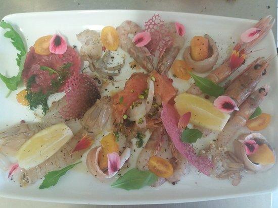 Chalet Malu': alcune  creazioni dello Chef!!