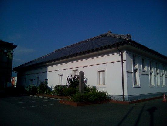 旧木村輸出織物工場(足利織物記念館)