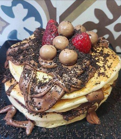 "Nea Iraklitsa, Greece: Pancake ""PETROS"""