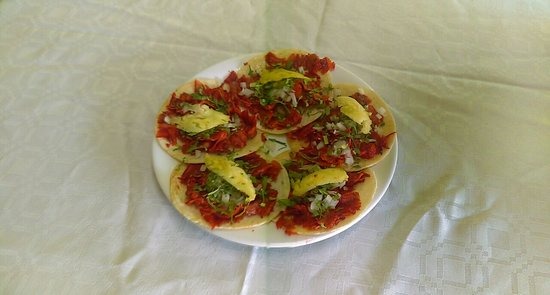 Tizimin, Mexico: unos ricos tacos al pastor
