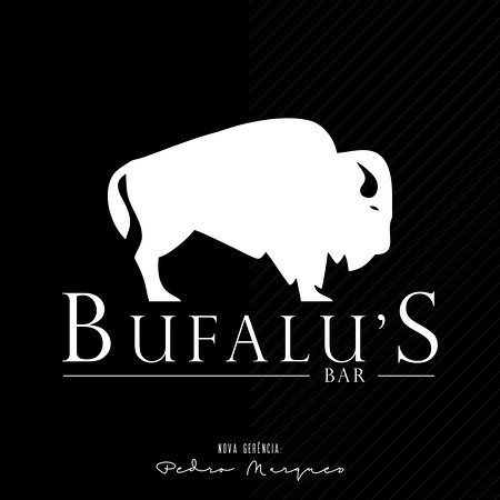 Oliveira do Hospital, Portugal: Bufalu's Bar Logo