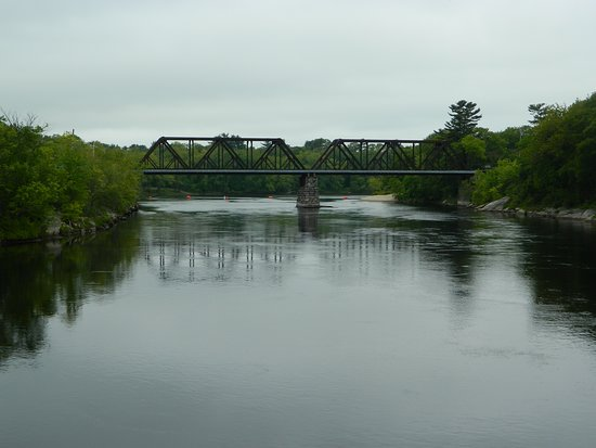 Topsham, ME: Railroad Bridge