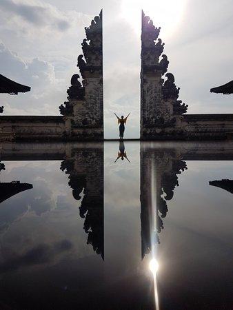 Gate To Heaven Picture Of Bali Distinction Fredy Tabanan