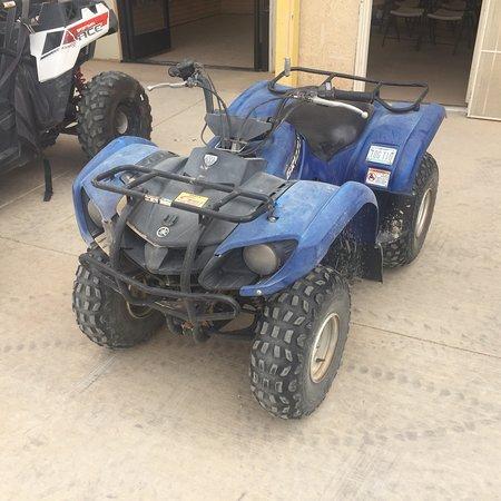 Thermal, CA: Steve's ATV Rentals