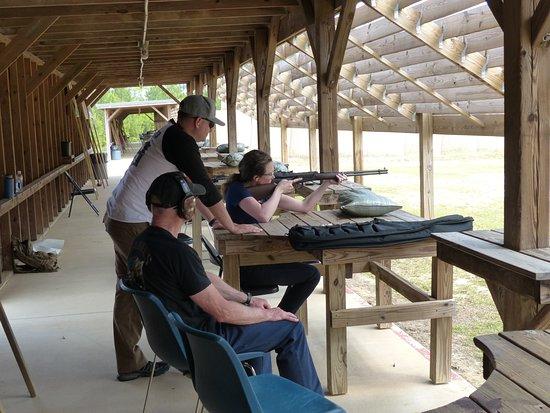 McHenry Shooting Range