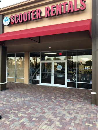 IDrive Scooters & Trikes