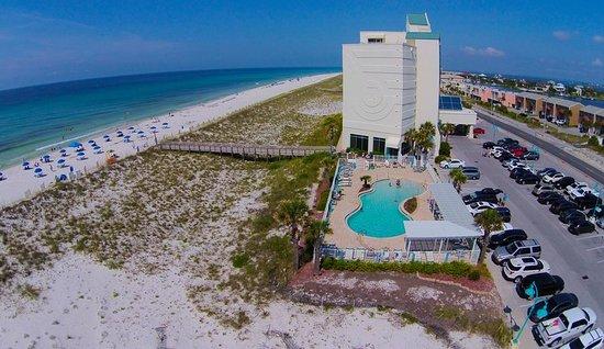 Holiday Inn Express Pensacola Beach Florida Hotel Reviews