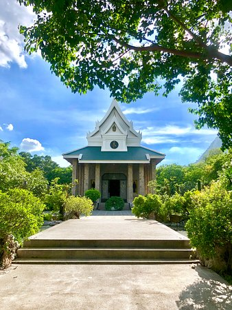 Wat Khao Wong Narai Cave