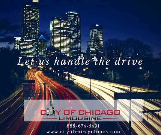 Buffalo Grove, IL: Don't worry about the hassle of driving, sit back and enjoy your ride!