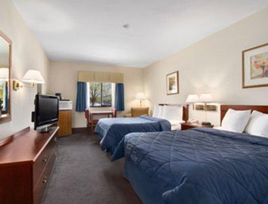 Prince George, VA: Guest room