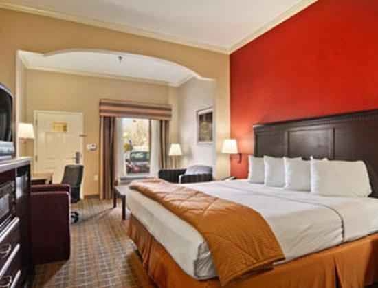 Crestview, FL: Guest room