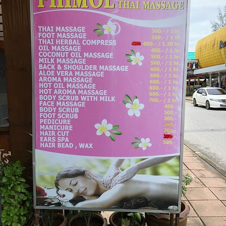 Phimol Massage