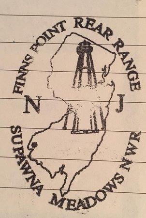 Pennsville, NJ: Passport stamp available