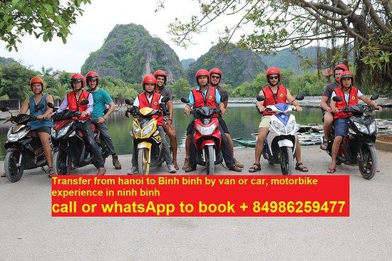 Motorbike Tours Hanoi