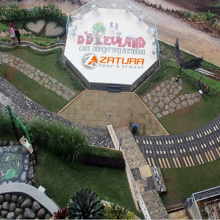 Ddieuland Tampak Atas Picture Of Ddieuland Bandung Tripadvisor